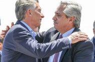 09/12/2019 -Mañana se concretará el traspaso del mando presidencial entre Mauricio Macri y Alberto Fernández. Será el final o el punto culminante de…