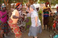 04/01/2020 – La hermana Magdalena Quiroga Yanzi forma parte de la congregación de las Esclavas del Corazón de Jesús, fundada por la beata…