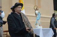 24/01/2020 – Desde Villa Cura Brochero, donde está participando en la prédica de la Semana Brocheriana, el Padre Ángel Rossi compartió al aire…