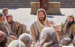 """20/01/2020 –""""Un día en que los discípulos de Juan y los fariseos ayunaban, fueron a decirle a Jesús: «¿Por qué…"""