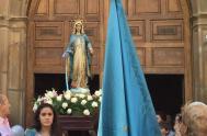 """[audio mp3=""""https://radiomaria.org.ar/_audios/ceciliavisitacion.mp3""""] 28/01/2020 - Junto a Cecilia Jaurrieta reflexionamos sobre diferentes aspectos de la vida de María, la madre de Jesús, desde una…"""