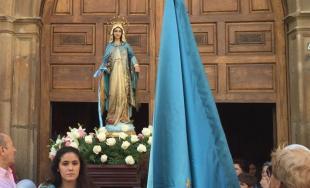 28/01/2020 – Junto a Cecilia Jaurrieta reflexionamos sobre diferentes aspectos de la vida de María, la madre…