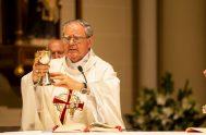 18/02/2020 – El presidente de la Conferencia Episcopal Argentina y obispo de San Isidro, monseñor Oscar Ojea, convocó a participar en la misa…