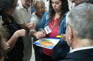 """26/02/2020 – La responsable del secretariado nacional de la Pastoral Carcelaria, Patricia Alonso, destacó que """"los frutos del decimoquinto Encuentro de Referentes y…"""