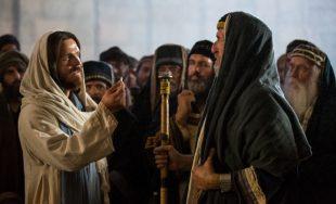 """17/02/2020 – """"Vinieron los fariseos y empezaron a discutir con Jesús. Querían ponerlo en apuros, y…"""
