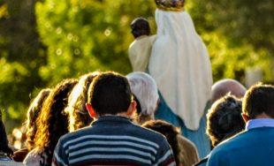 """24/02/2020 – Esta semana junto a María Cecilia Jaurrieta continuamos con el ciclo """"María en clave franciscana"""".…"""
