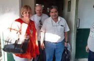 """[audio mp3=""""http://radiomaria.org.ar/_audios/46140.mp3""""][/audio] 31/03/2020 – Patricia Alonso es la responsable del secretariado nacional de la Pastoral Carcelaria. Integra la pastoral penitenciaria de la parroquia…"""