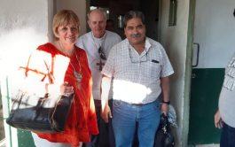 31/03/2020 – Patricia Alonso es la responsable del secretariado nacional de la Pastoral Carcelaria. Integra la pastoral penitenciaria de la…