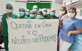"""22/03/2020 – Monseñor Marcelo Colombo, arzobispo de Mendoza, afirmó que """"aquí se están tomando las medidas preventivas del coronavirus con…"""