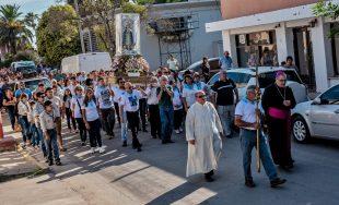 25/03/2020 – El obispo de San Francisco reflexionó en torno a la figura de María en Madre…