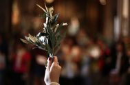 24/03/2020 – Hoy contemplamos la entrada triunfal de Jesús en Jerusalén. Con ésta contemplación nos abrimos a la tercera semana de los Ejercicios…
