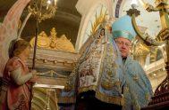 """[audio mp3=""""https://radiomaria.org.ar/_audios/46710.mp3""""][/audio] 21/4/2020 – En Madre del Pueblo recibimos a monseñor Luis Urbanc, obispo de Catamarca quien reflexionó en torno a la figura…"""