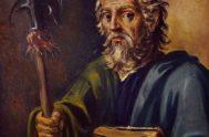 27/05/2020- Hoy, junto al padre Francisco Palacios conocemos a San Judas Tadeo, en este ciclo donde vamos recorriendo la vida de los apóstoles.…