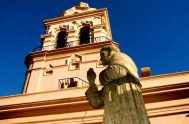 25/05/2020 – ¿Quién fue Fray Mamerto Esquiú? Le preguntó en Madre del Pueblo, el padre Marcelo Amaya al profesor Mario Daniel Vera, quien…