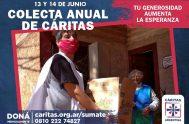 08/06/2020 – Fernanda Restelli, encargada de desarrollo de recursos de Caritas Buenos Aires, en Vive en la Ciudad nos contó sobre la colecta…