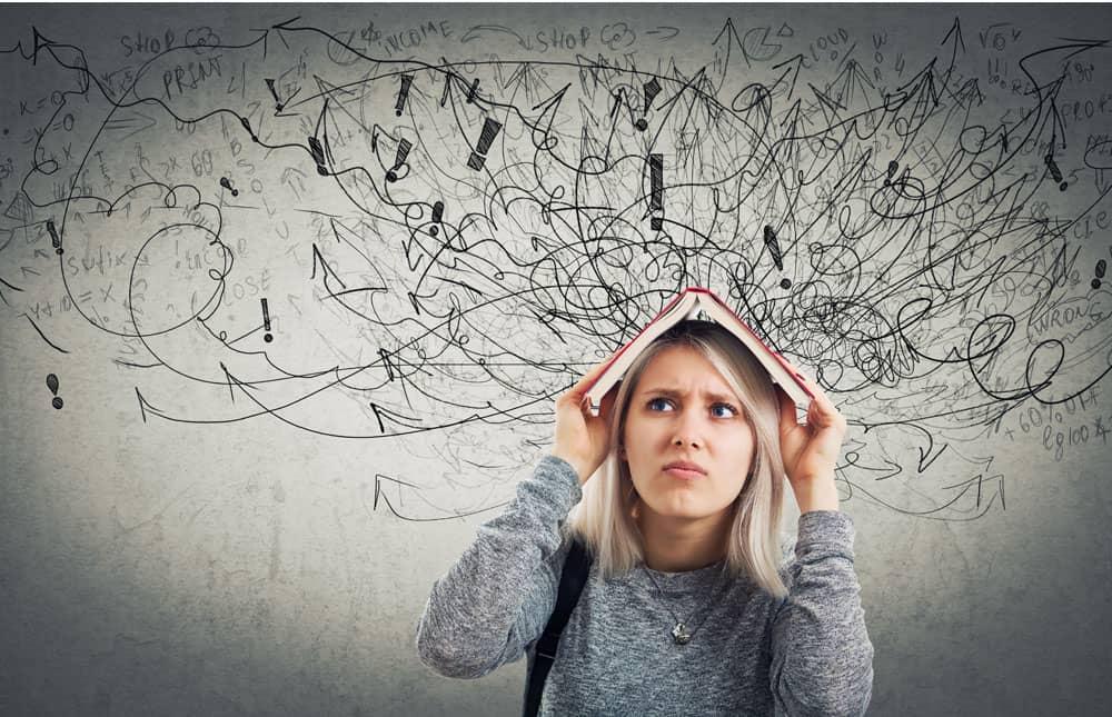 Higiene de pensamientos negativos - Podcast