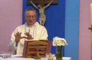 """14/06/2020 – Est semana en """"Hablemos de Liturgia"""" el padre Mario Sánchez, miembro del SENALI (Secretariado Nacional de Liturgia) y párroco de la…"""
