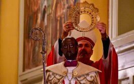 """07/07/2020 – Monseñor Dante Braida, obispo de La Rioja, sostuvo que """"el pueblo de Dios de nuestra provincia celebra con…"""