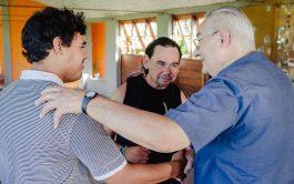 27/07/2020 – Monseñor Luis Fernández, obispo de Rafaela, compartió lo transitado junto a la comunidad que acompaña en el corazón…