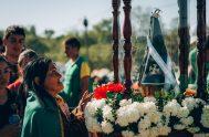 28/07/2020 – Doña Jovita nos acompañó con su ternura y su amor a María con unos versos en homenaje a la Virgen de…