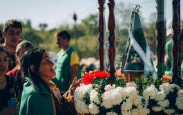 28/07/2020 – Doña Jovita nos acompañó con su ternura y su amor a María con unos versos en homenaje a…