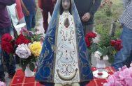 """[audio mp3=""""https://radiomaria.org.ar/_audios/48641.mp3""""][/audio] 10/07/2020 – """"Ver la emoción de ellos al recibir la visita de la Virgen, siempre dispuestos a rezar, dispuestos a la…"""