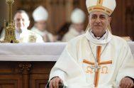 """01/09/2020 – Monseñor Víctor Manuel Fernández, arzobispo de La Plata, dijo que se identifica con el papa Francisco en busca de """"una Iglesia…"""