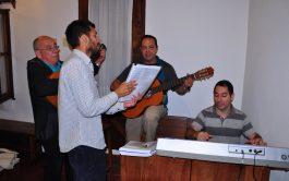 """10/08/2020 – En una nueva emisión del ciclo """"Hablemos de Liturgia"""", junto al padre Mario Sánchez, conversamos sobre la música…"""