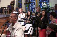 """28/08/2020 – En una nueva emisión del ciclo """"Hablemos de Liturgia"""", el padre Mario Sánchez, continuó con el tema de los cantos que…"""
