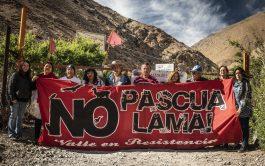 """24/09/2020 –La justicia chilena cerró definitivamente el proyecto aurífero """"Pascua-Lama"""" por los daños ambientales causados en la frontera entre Chile…"""