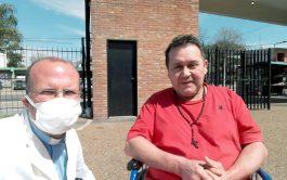 24/09/2020 – La comisión episcopal de Pastoral de la Salud presentó la tarea que realiza en medio de la pandemia…
