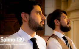 """17/09/2020 – Salmo 139, forma parte del disco titulado """"Tu luz"""", del cantante y compositor católico paraguayo, Juanjo Cabrera, canción…"""