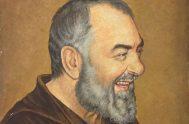 """23/09/2020 – En el día del Padre Pío, un sacerdote ejemplar, el Evangelio nos convoca enLucas 8,16-18: """"No se enciende una lámpara para…"""