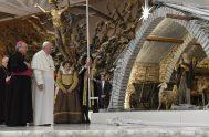 27/10/2020 –El Vaticano informó que las celebraciones litúrgicas de Navidad presididas por el Papa Francisco serán sin presencia de fieles. Esta comunicación fue…