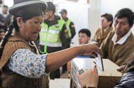 22/10/2020 –El economista Luis Arce, candidato a la presidencia de Bolivia por el partido del ex mandatario Evo Morales será el nuevo Jefe…