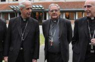 23/10/2020 –La Comisión Ejecutiva de la Conferencia Episcopal Argentina (CEA) expresó su posición frente a la noticia de que el proyecto de ley…
