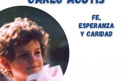En esta 10º Píldora te presentamos cómo Carlo Acutis vivió la fe, la esperanza y la…