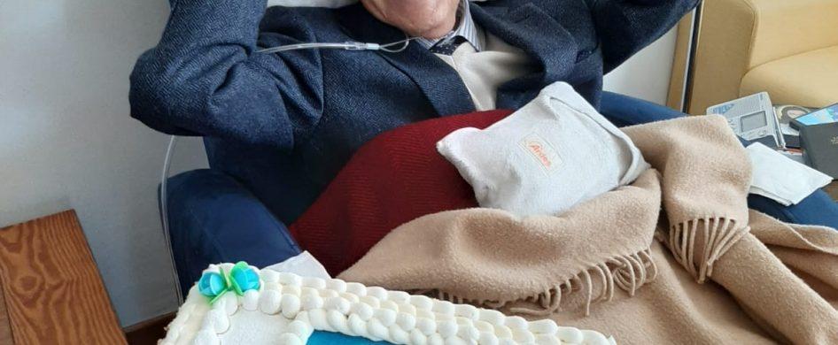 """15/10/2020 – En el recuerdo de don Emanuele Ferrario, fundador y primer voluntario de Radio María en el mundo, dialogamos con Raffaele Galati, representante continental del proyecto de Radio María en Europa. """"Yo comencé a trabajar en el 2002 de la Familia Mundial y tuve contacto con él por 18 años. Fue un ejemplo de verdadero misionero. Su secreto fue…"""