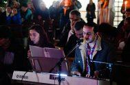 23/11/2020 – Mariano Durán es un músico católico y comunicador que, junto a su esposa Melisa lleva adelante el servicio de la Hora…