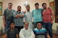 27/11/2020 – Esta vez fue la casa del seminario patagónico San Pedro y San Pablo, que funciona en el barrio porteño de Villa…
