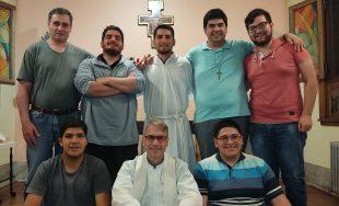 27/11/2020 – Esta vez fue la casa del seminario patagónico San Pedro y San Pablo, que funciona…