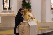 """05/11/2020 – Esta semana en """"Hablemos de Liturgia"""", el padre Mario Sanchez nos introdujo acerca del Ministerio del Lector y el valor que…"""