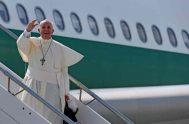 05/01/2021 –El Papa Francisco ha tomado la decisión de volver a subirse a un avión después del largo encierro forzoso a causa de…