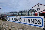 """11/01/2021 – El Gobierno argentino expresó su """"enérgico rechazo"""" a la realización de ejercicios militares en las Islas Malvinas por parte del Reino…"""