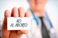 15/01/2021 –Ayer el Gobierno hizo un acto para celebrar la promulgación de la ley que legaliza el aborto, la eliminación de vida humana…