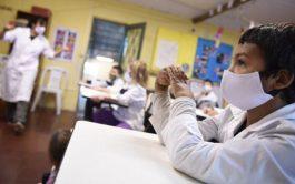 """19/01/2021 –El Ministro de Educación de la Nación, Nicolás Trotta, detalló ayer que van a """"priorizar la presencialidad segura en…"""