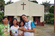 """26/01/2021 – En una nueva edición de """"Ecos misioneros"""" compartimos, entre otros, el testimonio misionero de Verónica Rubí. En su paso por Argentina…"""