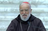 """Cada martes escuchamos""""Reflexiones del padre Raniero Cantalamessa"""", con conferencias y charla sobre diferentes temas de nuestra vida espiritual y de fe. Fray Raniero…"""