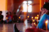 """16/01/2021 – Fray José Luis """"Pepe"""" Guirado es franciscano y vive en una ermita en Tafí del Valle (Tucumán), en la zona de…"""