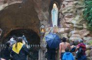 10/02/2021 –La tradicional peregrinación a la Virgen de Lourdes de Alta Gracia, en Córdoba fue suspendida este 2021 a raíz de la pandemia…